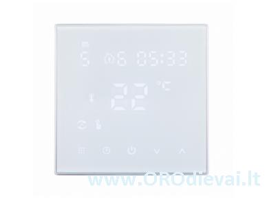 Programuojamas termostatas SENSUS LC1 potinkinis 230V 2