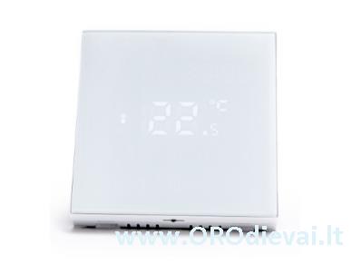 Programuojamas termostatas SENSUS LC1 potinkinis 230V 4