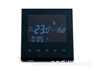 Programuojamas termostatas SENSUS LC1 potinkinis 230V 5
