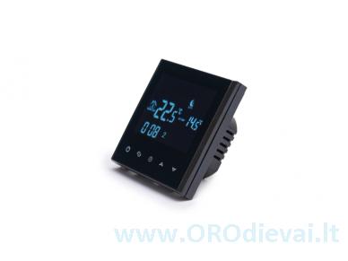 Programuojamas termostatas SENSUS BL1 potinkinis 230V 2