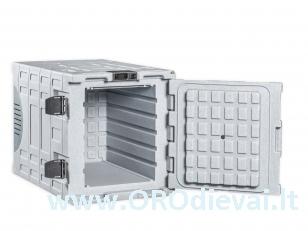 Šaldantis mobilus izoterminis konteineris-šaldytuvas COLDTAINER F0140/FDN