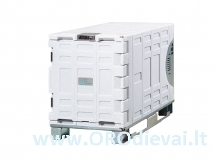 Šaldantis mobilus izoterminis konteineris-šaldytuvas COLDTAINER F0140/NDN AuO