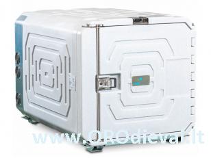 Šaldantis mobilus izoterminis konteineris-šaldytuvas COLDTAINER F0720/NDH AuO