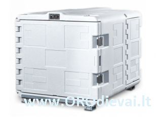 Šaldantis mobilus izoterminis konteineris-šaldytuvas COLDTAINER F0915/NDH