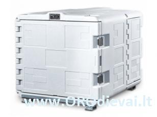 Šaldantis mobilus izoterminis konteineris-šaldytuvas COLDTAINER F0915/NDN