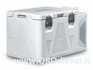 Šaldantis mobilus izoterminis konteineris-šaldytuvas COLDTAINER T0056/FDH