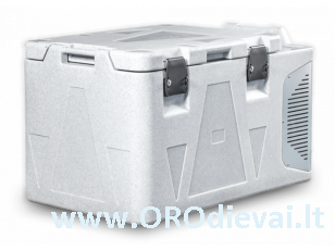 Šaldantis mobilus izoterminis konteineris-šaldytuvas COLDTAINER T0082/XFDN
