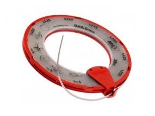 Sąvaržų juosta cinkuota, 12,0 x 0,6 mm, 30m