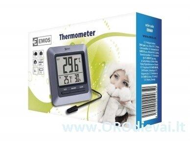 Skaitmeninis termometras EMOS E8860 2