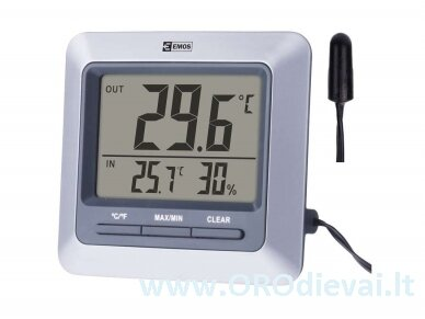 Skaitmeninis termometras EMOS E8860