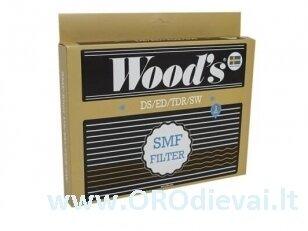 SMF filtras DS, ED, TDR, SW serijos sausintuvams WOODS