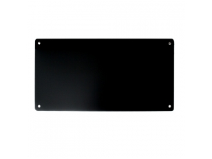 Sunway šildytuvas SWG 450 RA juodas stiklas