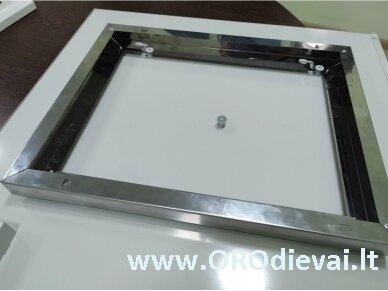 SWPO šildytuvo tvirtinimo elementas prie lubų 300x300mm 2