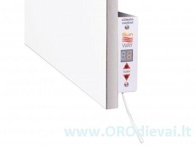Teploceramic šildytuvas-rankšluoščių džiovintuvas TCMT RA 400 keramika (spalva balta/2020) 4