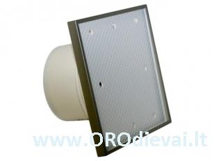 Tylus MMotors guolinis ventiliatorius MMP08 serijos su plytelės primontavimu
