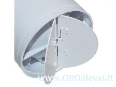Tylus MMotors guolinis ventiliatorius MMP01C serijos (LED) baltas 4