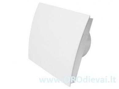 Tylus MMotors guolinis ventiliatorius MMP01C serijos (LED) baltas
