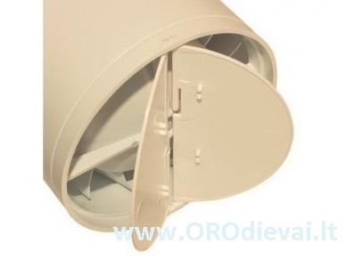 Tylus MMotors guolinis ventiliatorius MMP01C serijos su laikmačiu ir drėgnomačiu smėlio spalvos 3