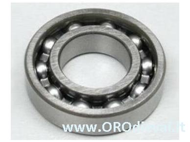 Tylus stiklinis MMotors guolinis ventiliatorius MMP06C serijos be laikmačio juodas su sidabru 6