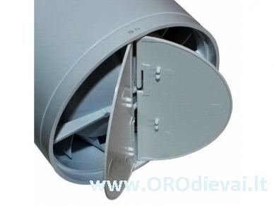 Tylus stiklinis MMotors guolinis ventiliatorius MMP06C serijos be laikmačio pilkas 2