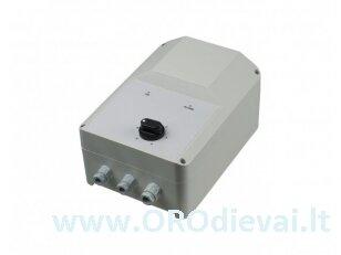 Ventiliatoriaus greičio jungiklis Vents RSA5E-3.5-T
