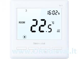 WiFi programuojamas termostatas Netmostat N-1