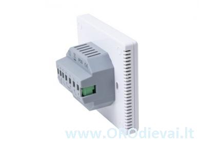 WiFi programuojamas termostatas Netmostat N-1 3