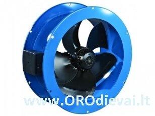 Žemo slėgio ašinis Ø350 ventiliatorius Vents VKF4E350