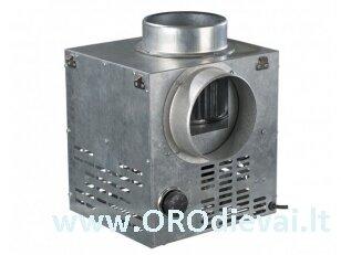 Židinio ventiliatorius Ø160mm KAM160 ECO